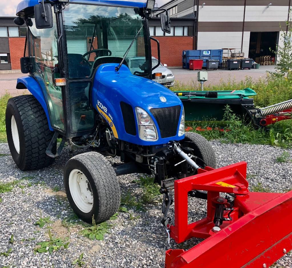 New Holland Boomer 3050 CVT