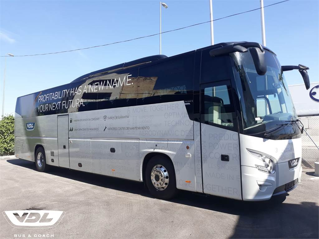 VDL Futura FHD2-129/440, Coaches, Vehicles