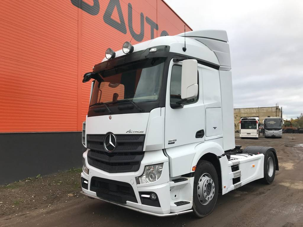 Mercedes-Benz ACTROS 1845 ACTROS 1845, Conventional Trucks / Tractor Trucks, Trucks and Trailers