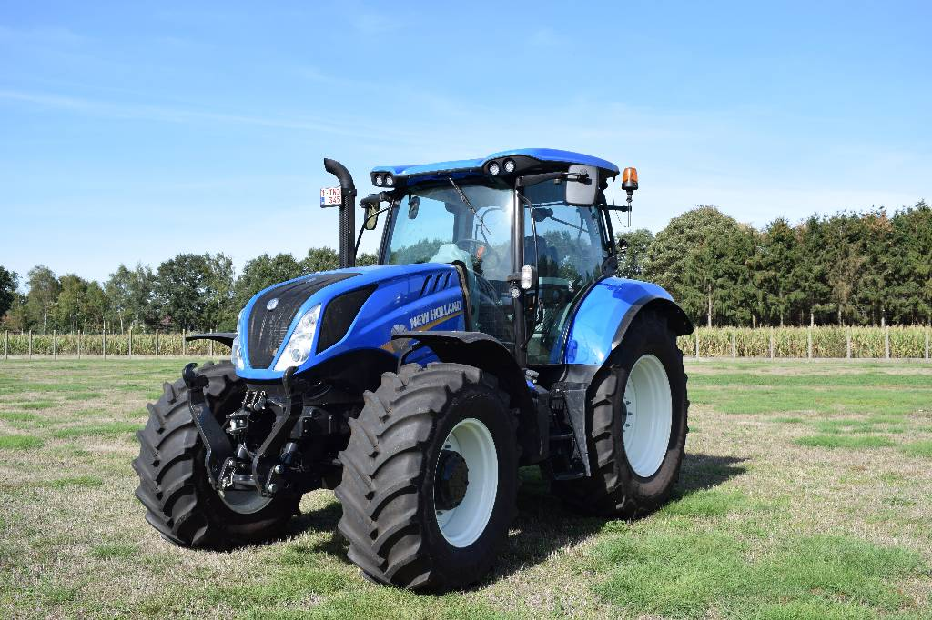 New Holland T 6.155, Tractoren, Landbouw