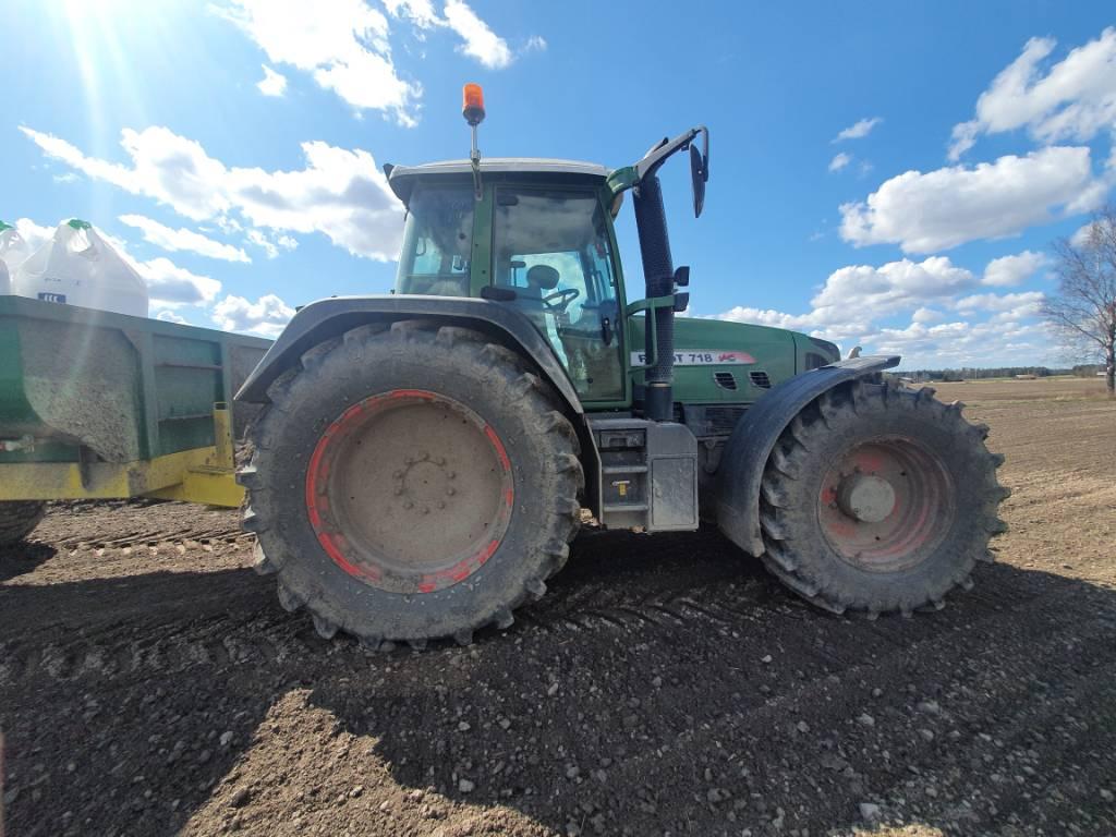 Fendt 718 Vario TMS, Traktorit, Maatalous