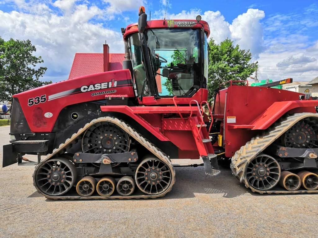Case IH Quadtrac 535, Traktoriai, Žemės ūkis