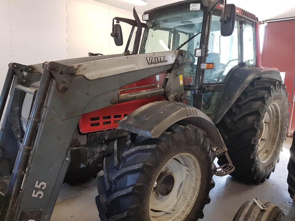 Valtra 6850, Traktorer, Lantbruk
