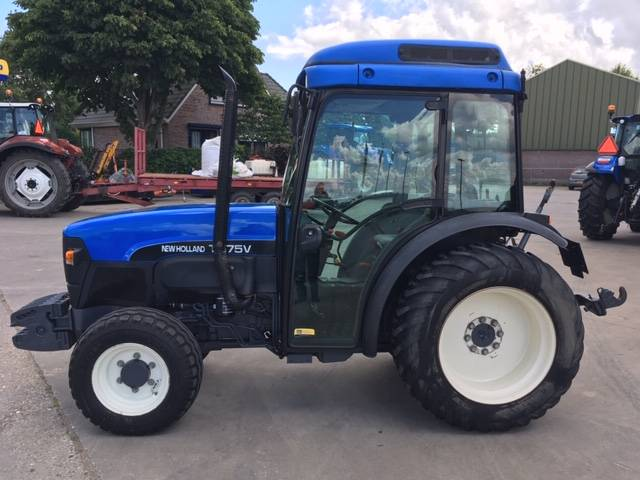 New Holland TN75V, Tractoren, All Used Machines