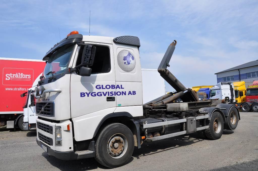 Volvo FH12 460 6X2, Lastväxlare/Krokbilar, Transportfordon