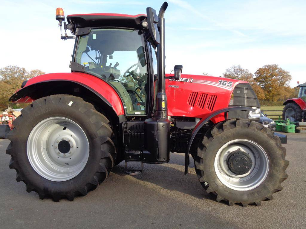 Case IH Puma 165 Power Shift, Tractors, Agriculture
