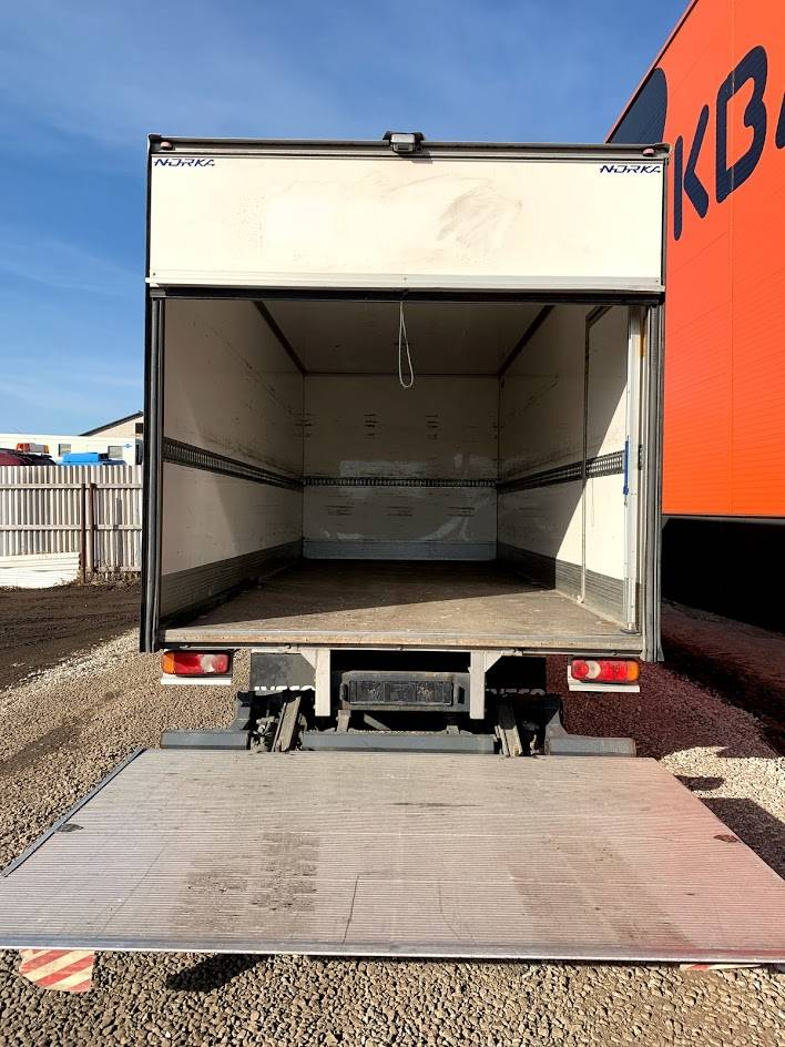 Iveco Eurocargo 80 E22, Box trucks, Trucks and Trailers