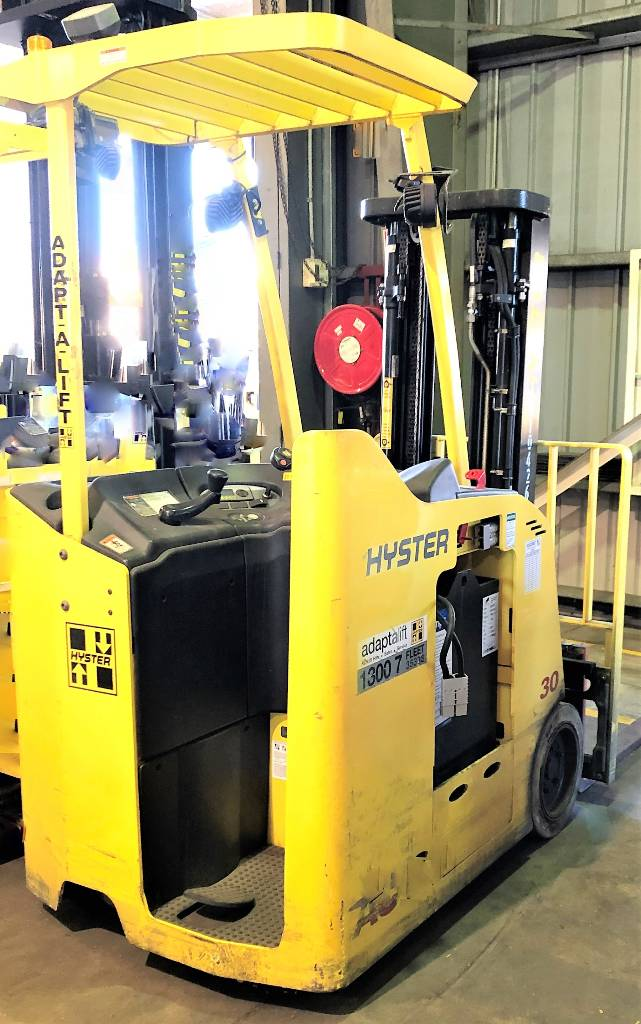 Hyster E30HSD2, Electric counterbalance Forklifts, Material Handling