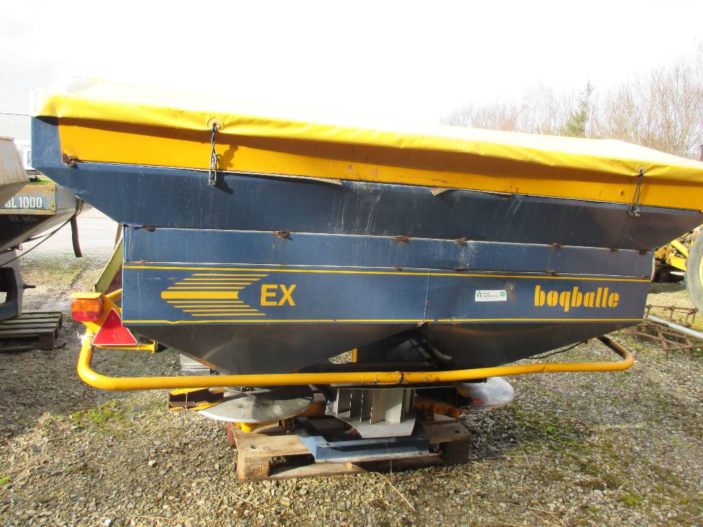 Bogballe EX-2500 gødningsspreder, Gødningsspreder, Landbrug
