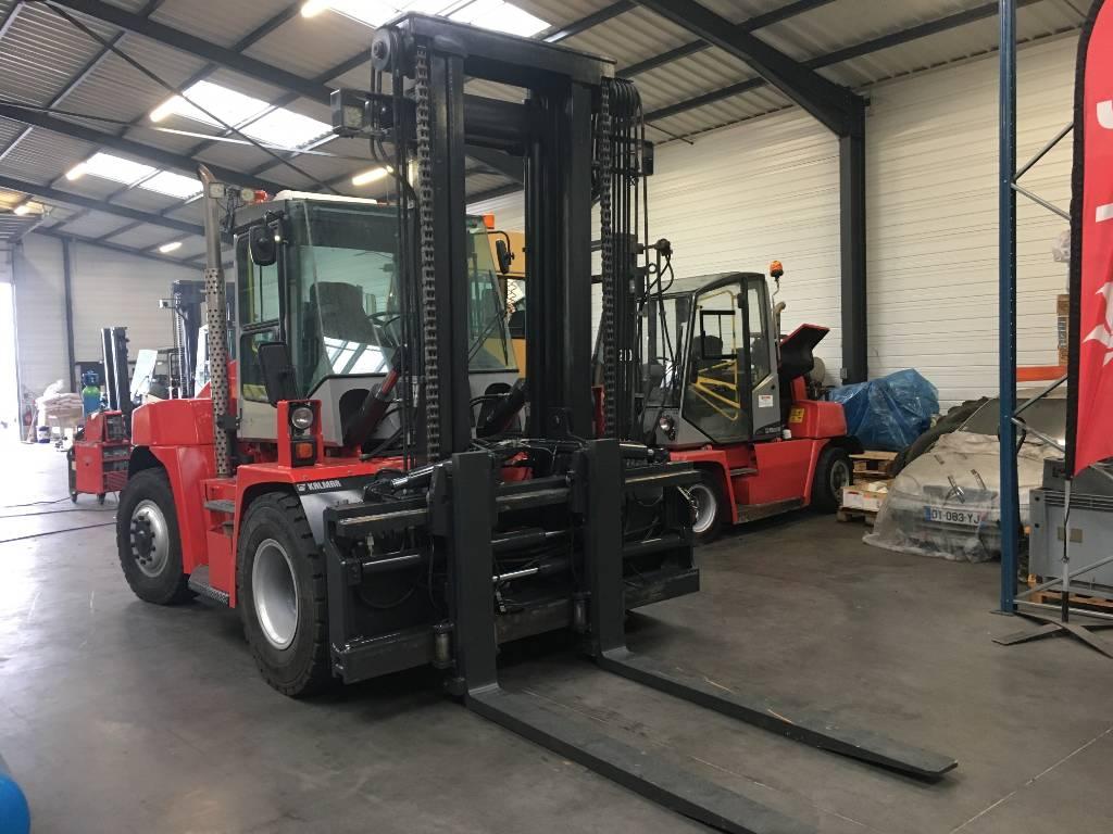 Kalmar DCE 90-6, Diesel trucks, Material Handling