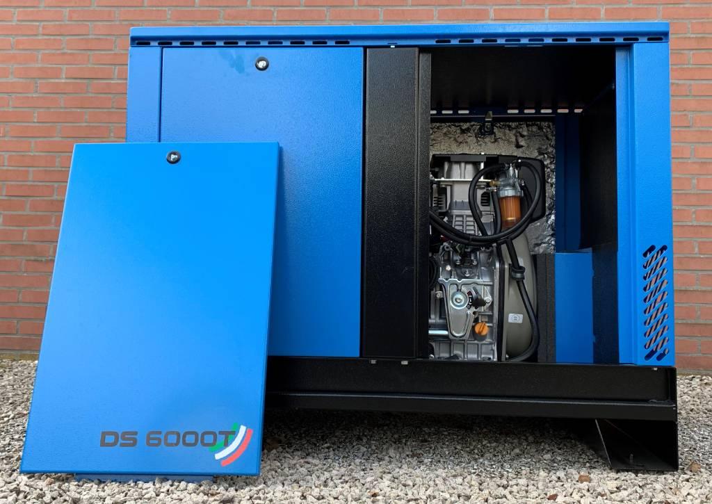 Yanmar L100  - 6.6 kva Aggregaat, Générateurs diesel, Travaux Publics
