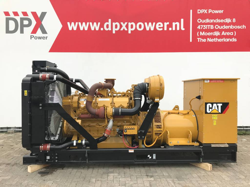 Caterpillar C32 - 1.250 kVA Generator - DPX-18035, Diesel generatoren, Bouw
