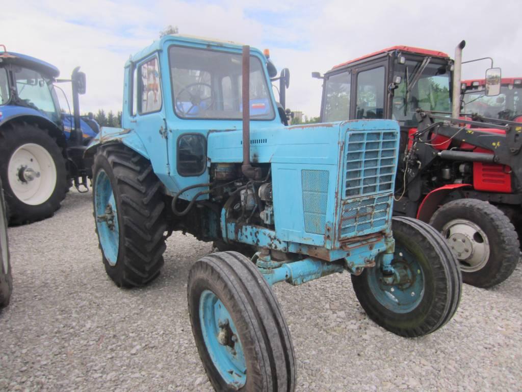 MTZ 80, Traktorid, Põllumajandus
