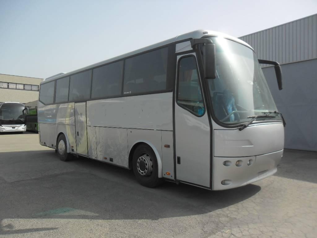 VDL Bova Futura Fhd, Autobuses turísticos, Transporte