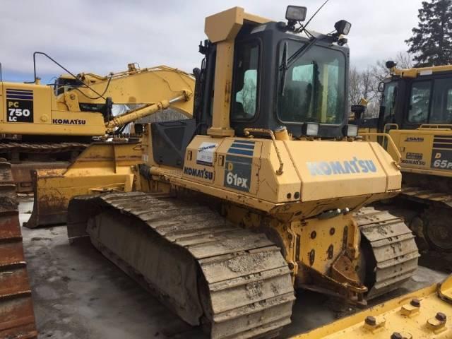 Komatsu D 61 PX-15 LGP, Bulldozers, Construction & Mining Equipment