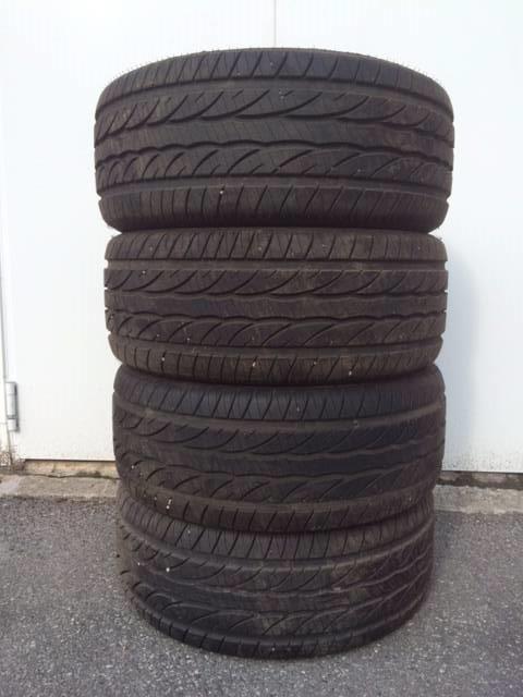 Dunlop 275/55x17, Däck, hjul och fälgar, Transportfordon