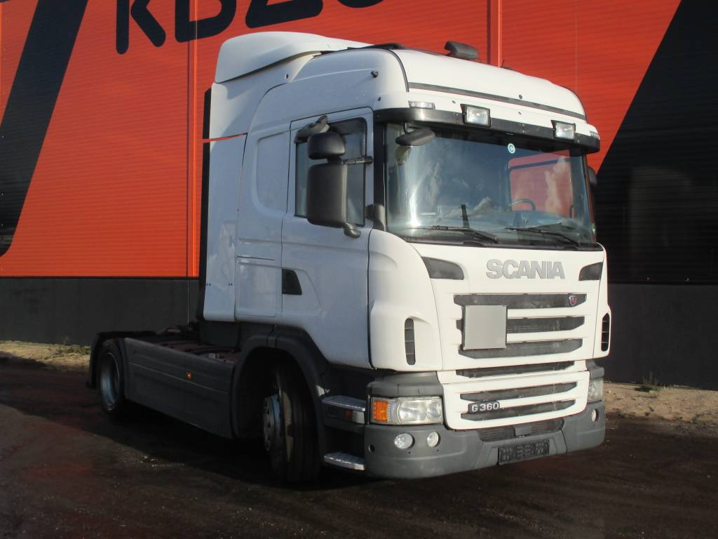 Scania G360 4X2 EURO6, Conventional Trucks / Tractor Trucks, Trucks and Trailers
