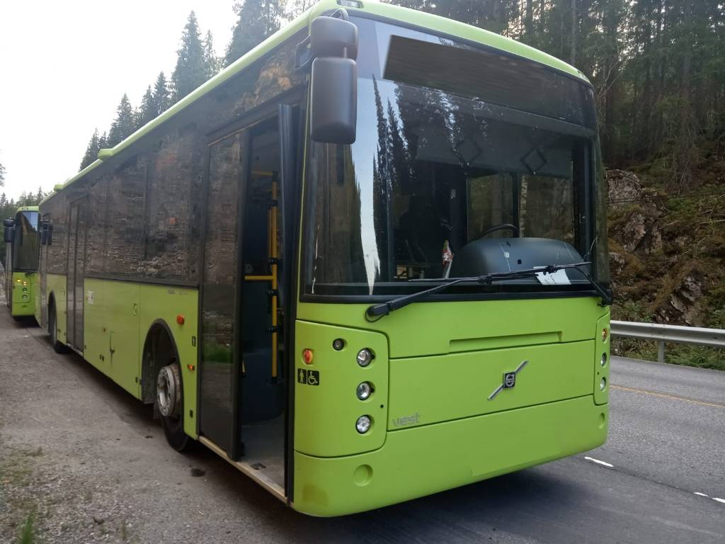 Volvo B7RLE Vest Center 12 UNITS  EURO5, City buses, Trucks and Trailers