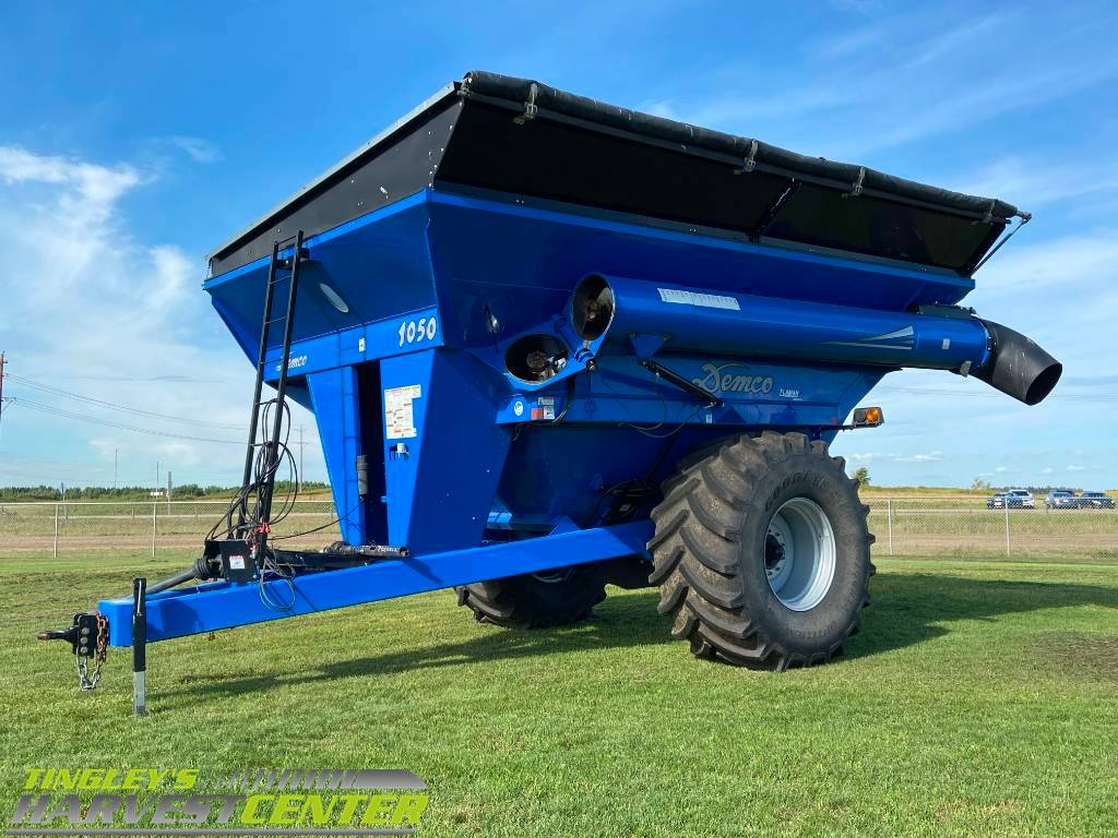 Demco 1050, Grain / Silage Trailers, Agriculture