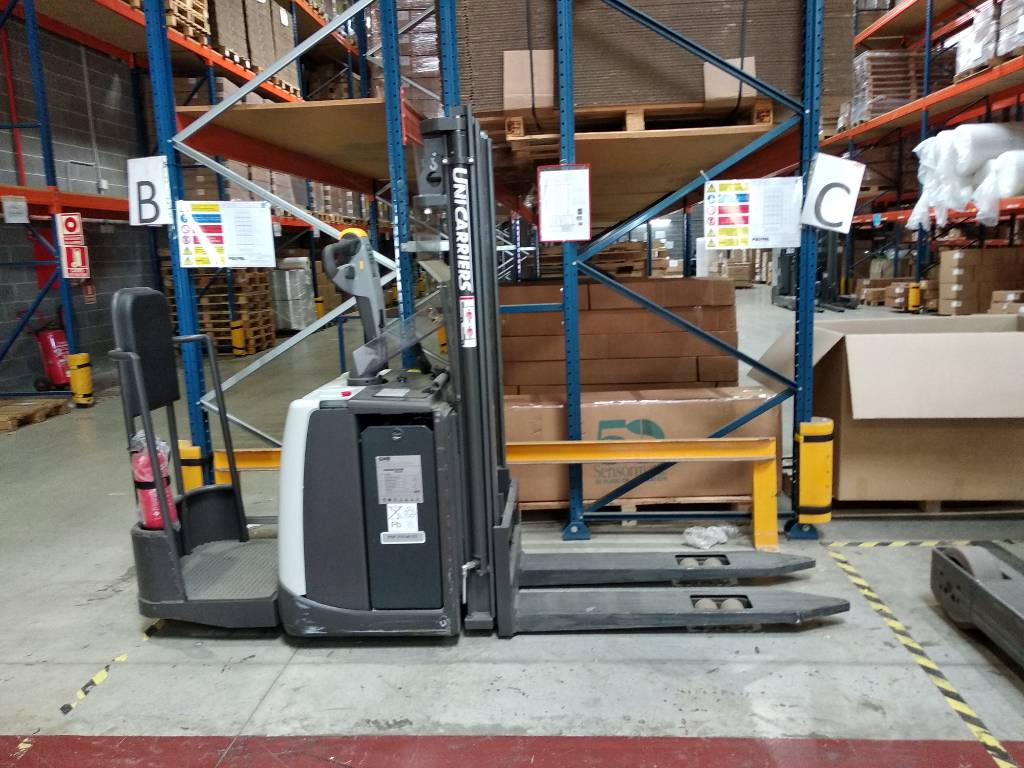 UniCarriers PSP-125, Self propelled stackers, Material Handling