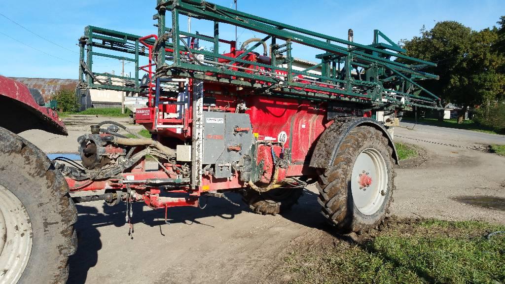 Vogel & Noot IN360, Haagispritsid, Põllumajandus