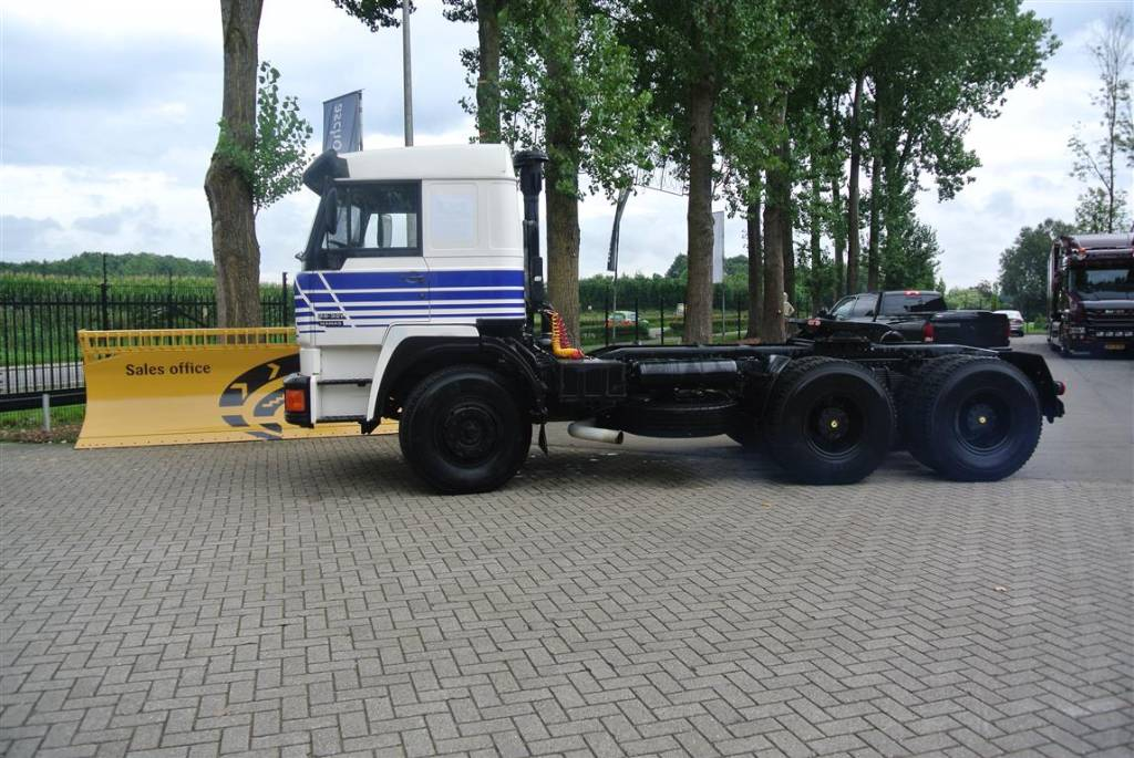 MAN 26321DFS, Tractor Units, Trucks and Trailers