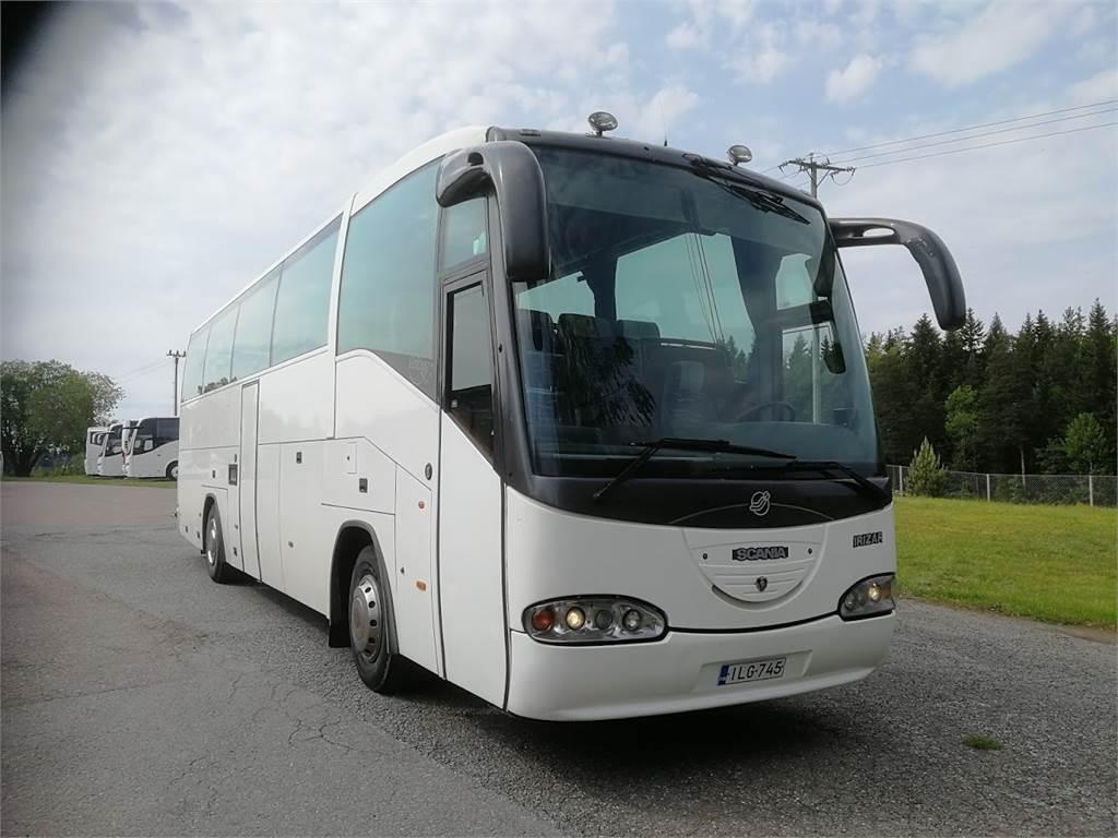 Scania Irizar 12-37 Century, Coaches, Transportation