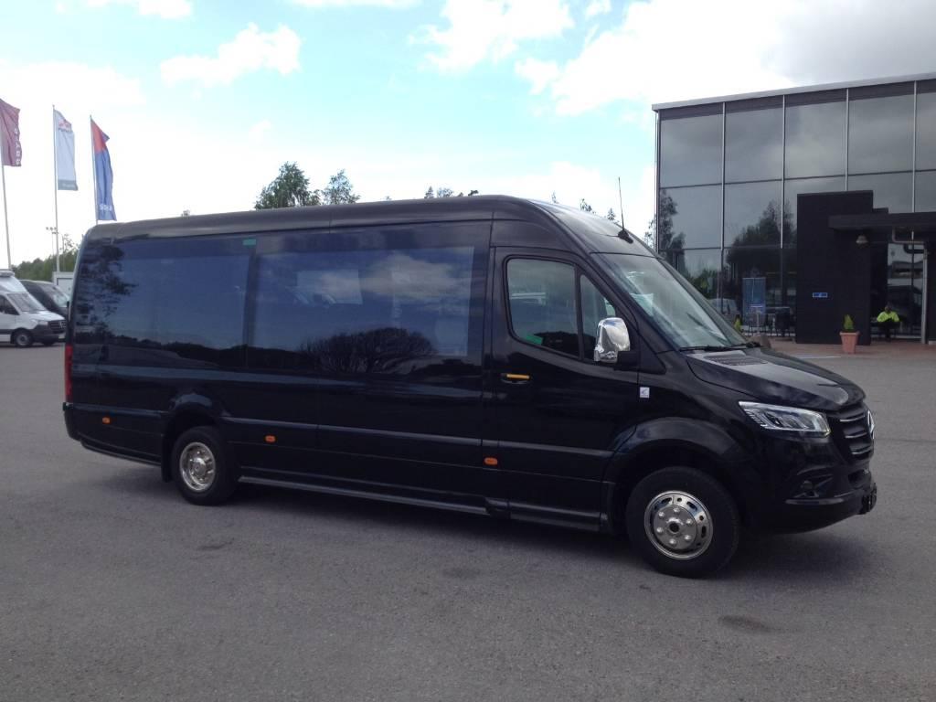Mercedes-Benz Sprinter 519 CDI, Turistibussit, Käytetyt Bussit