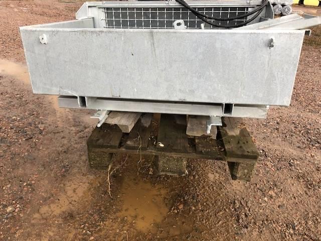 [Other] Siringe SP125 Flaksandspridare, Sand- och saltspridare, Lantbruk