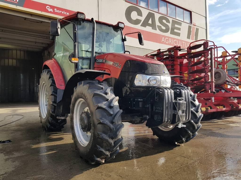 Case IH Farmall 115 A, Tractoare, Utilaje agricole