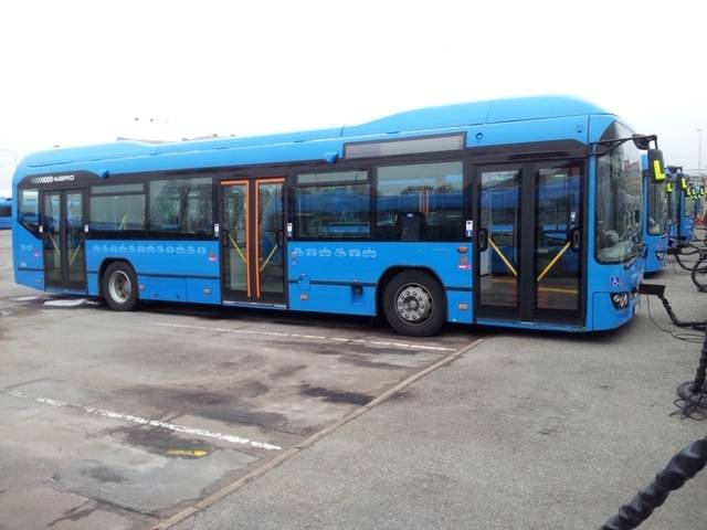 Volvo 7700 Hybrid 16 UNITS AVAILABLE, City buses, Trucks and Trailers
