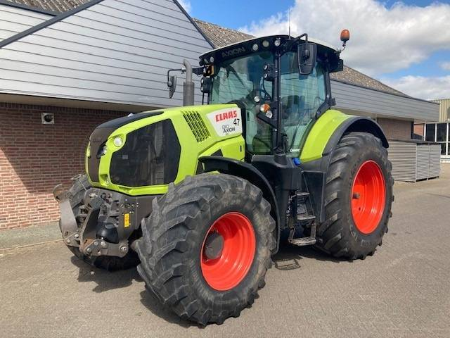 CLAAS Axion 810 Cmatic, Tractors, Agriculture