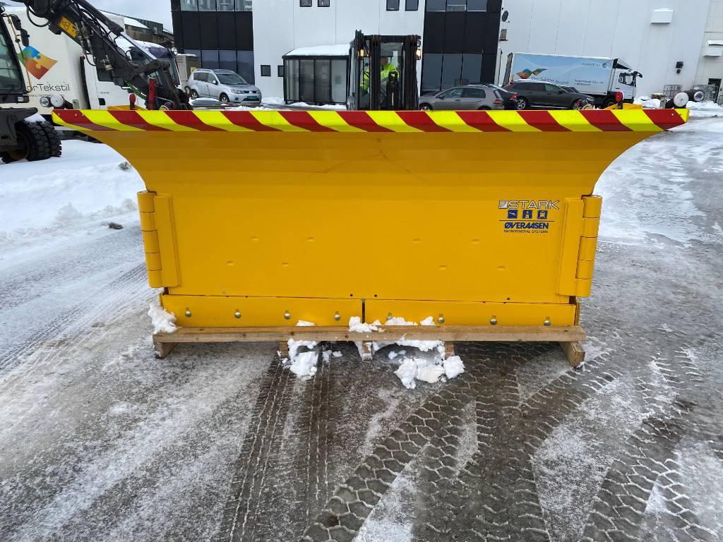 Stark UAR4200/2400, Plows, Construction Equipment