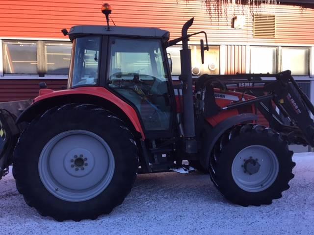 Massey Ferguson 6470, Traktorit, Maatalous