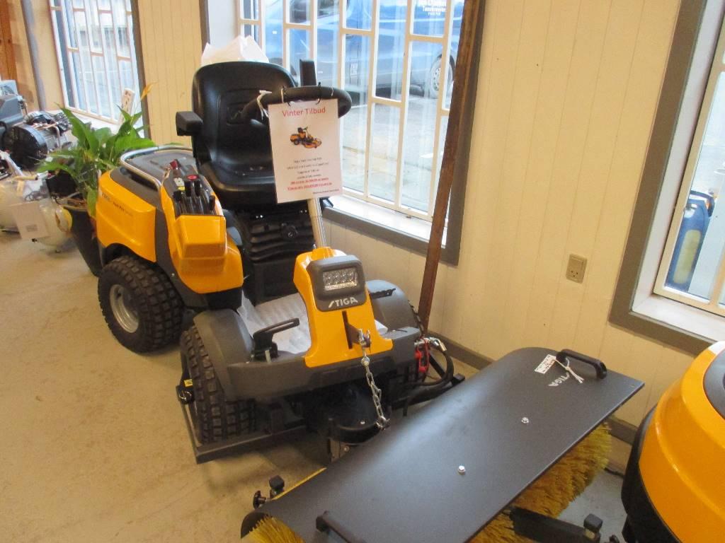 Stiga Park Pro 740 IOX, Traktorklippere, Have & Park