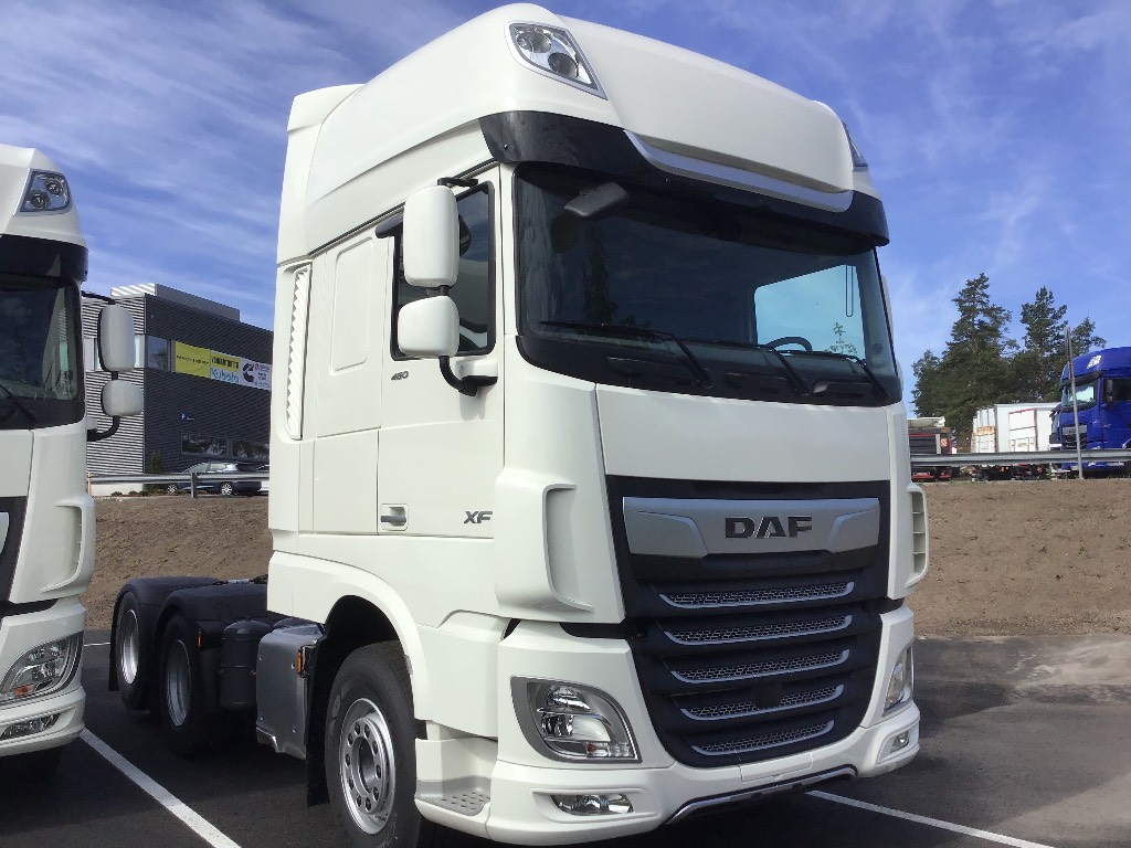 DAF XF 480 FTS - NORDIC EDITION, Conventional Trucks / Tractor Trucks, Trucks and Trailers