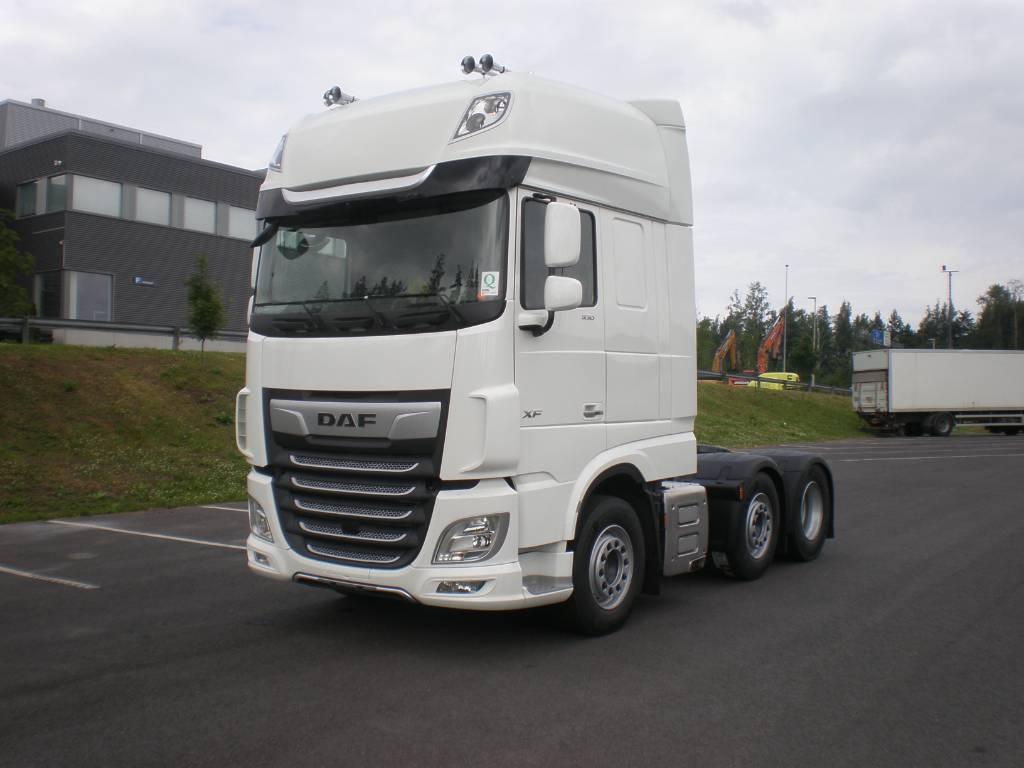 DAF XF 530 FTG Väliteli NORDIC EDITION, Conventional Trucks / Tractor Trucks, Trucks and Trailers