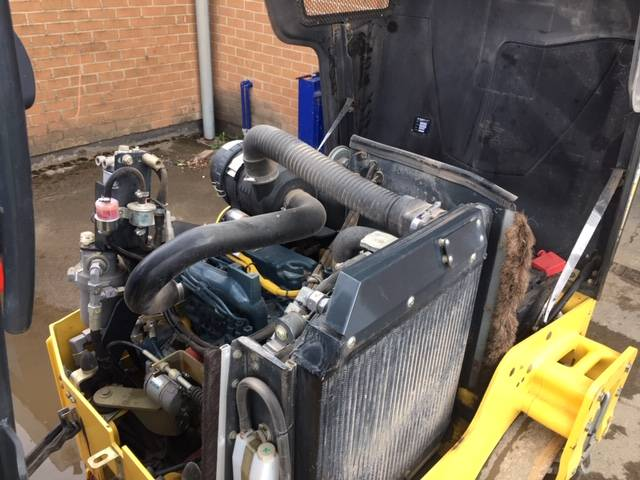 Bomag BW120, Twin drum rollers, Construction