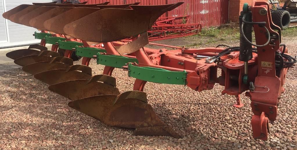 Kverneland EG85, Pöördadrad, Põllumajandus