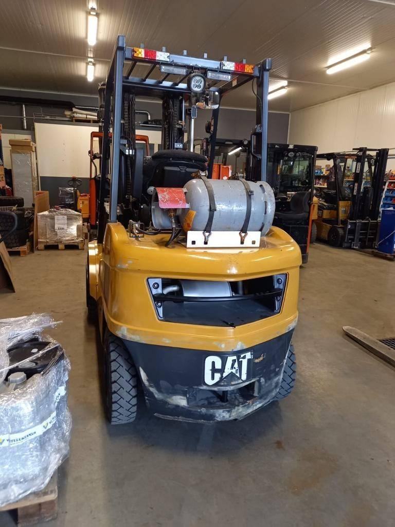 Caterpillar GP30NT, Gaasitõstukid, Materjalikäsitlus