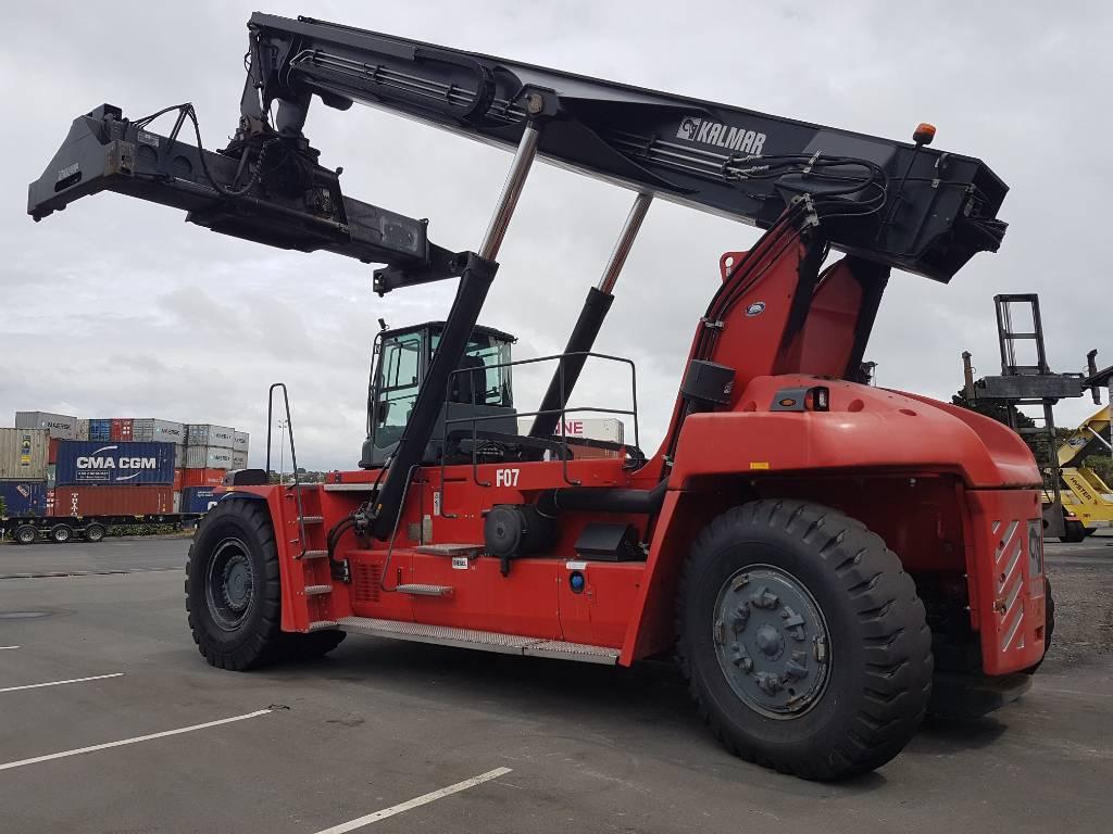Kalmar DRG450-60S5X, Reachstackers, Material Handling