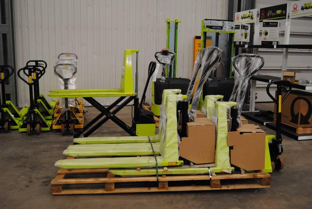 Pramac Saxlyft HX10E, Övriga, Materialhantering