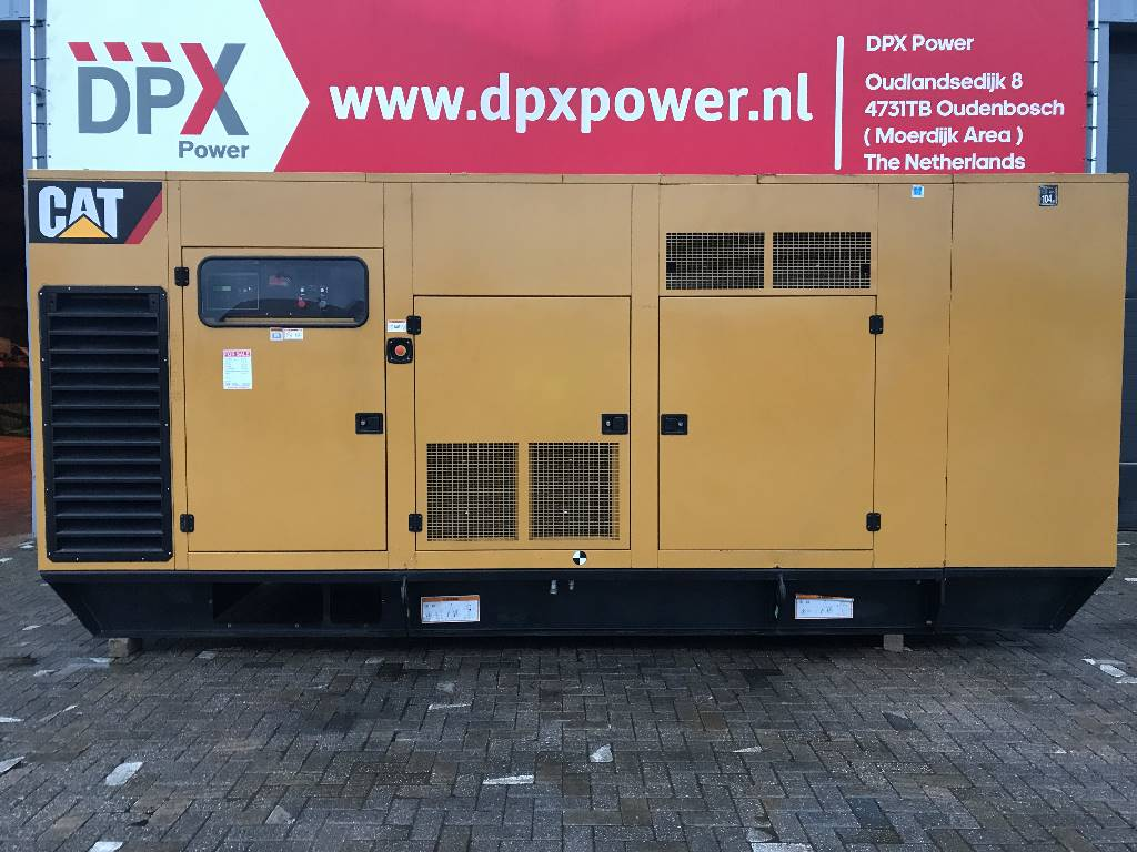 Caterpillar 3412C - 900F - Generator - DPX-11711, Diesel generatoren, Bouw