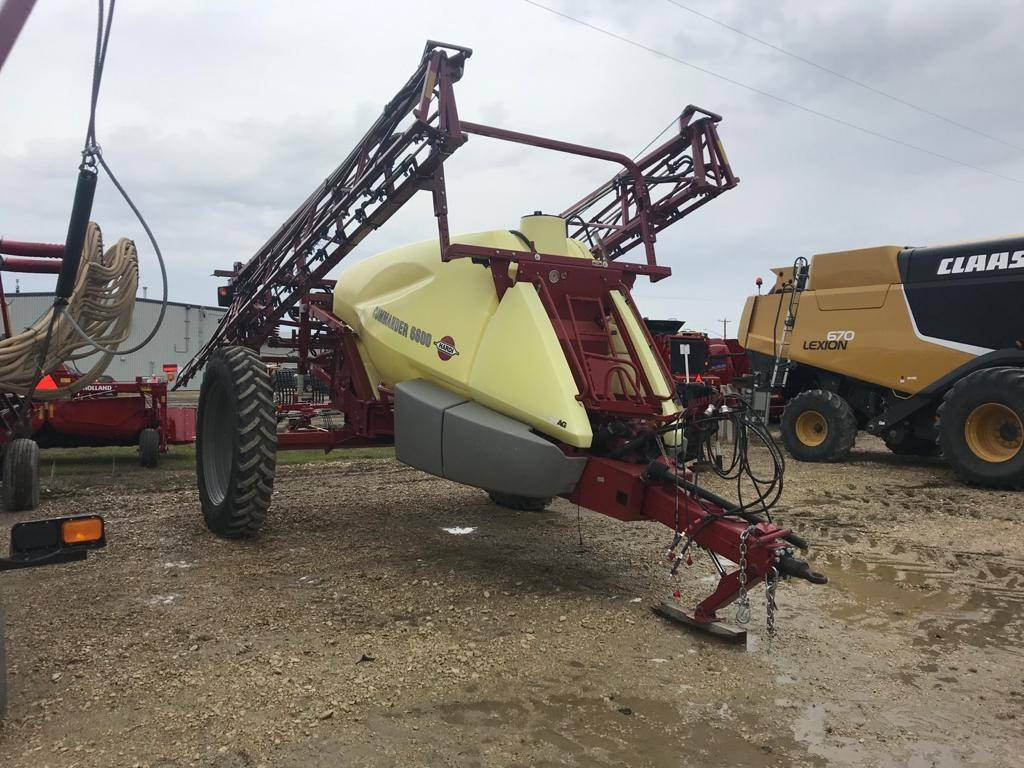 Hardi Commander 6600, Trailed sprayers, Agriculture