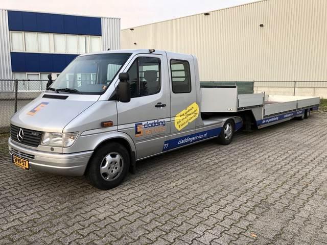 Mercedes-Benz BE-combinatie / BE-trekker / BE-oplegger, Anders, Transport