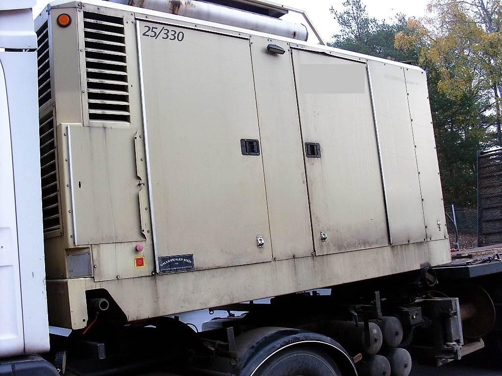 Ingersoll Rand XHP 1170 WCAT, Kompressorer, Entreprenad
