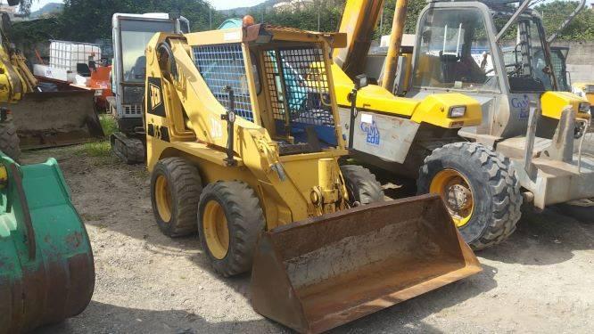 JCB 165, Skid Steer Loaders, Construction Equipment