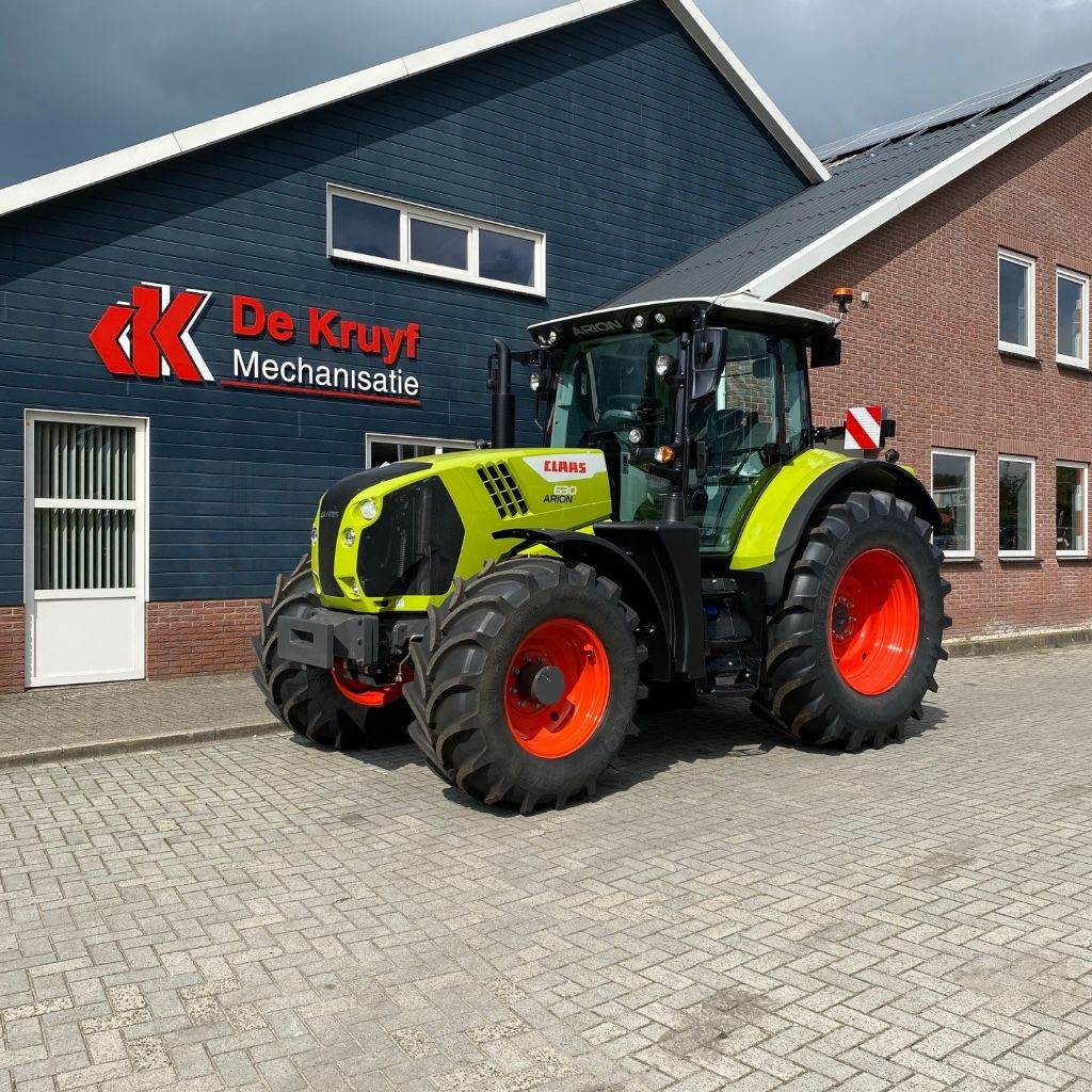 CLAAS Arion 630 CIS +, Tractors, Agriculture