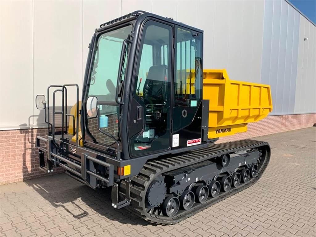 Yanmar C50-5A TV RUPSDUMPER, Dump trailers, Construction Equipment