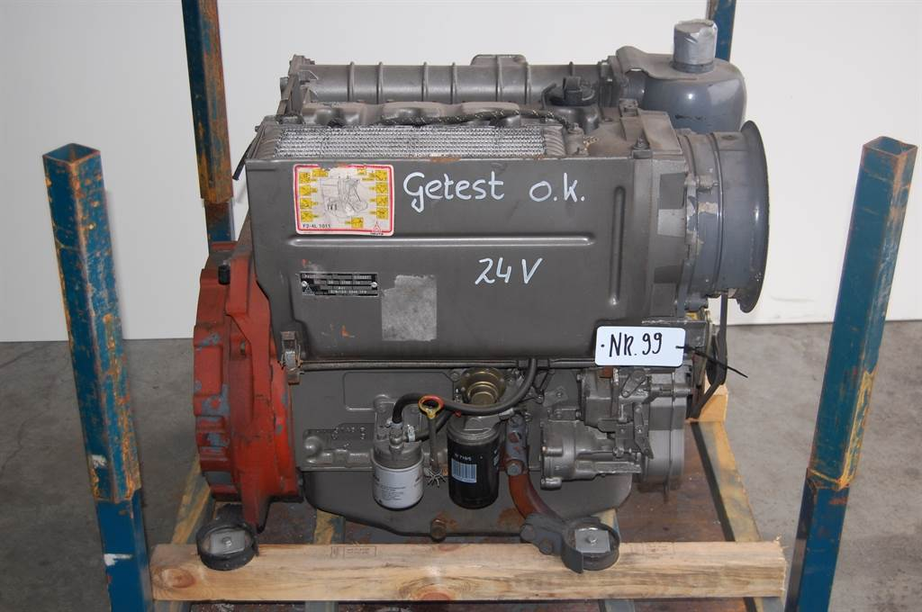 Deutz F4L1011